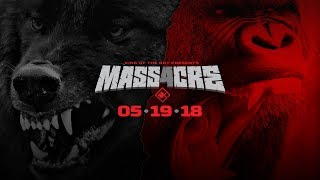 KOTD - MASSacre 4 Official Trailer | #MASS4 May 19th