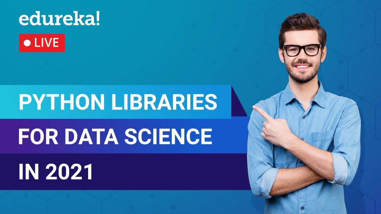 Python Libraries for Data Science in 2021