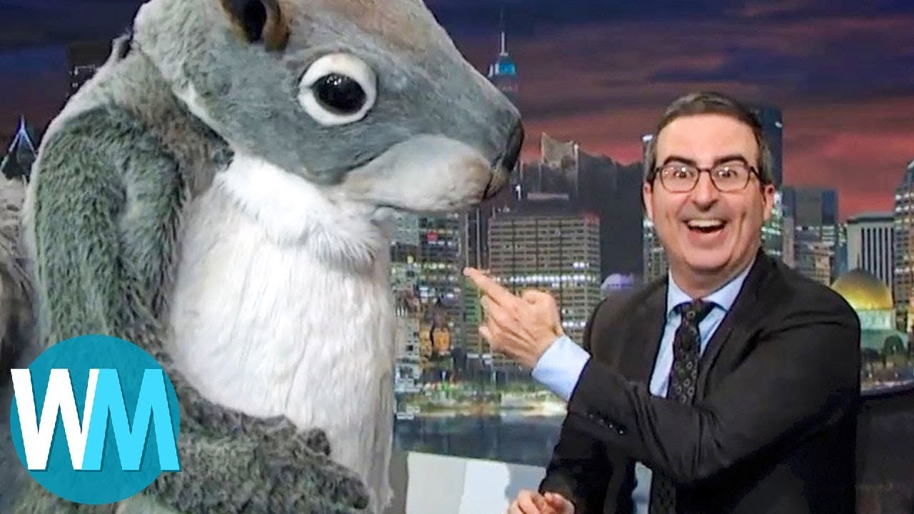 Another Top 10 John Oliver Moments on Last Week Tonight