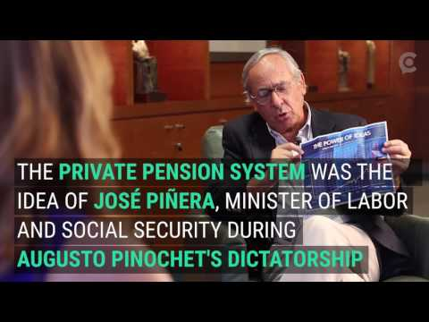 Chile privatized its pensions system, and it's paying off big time