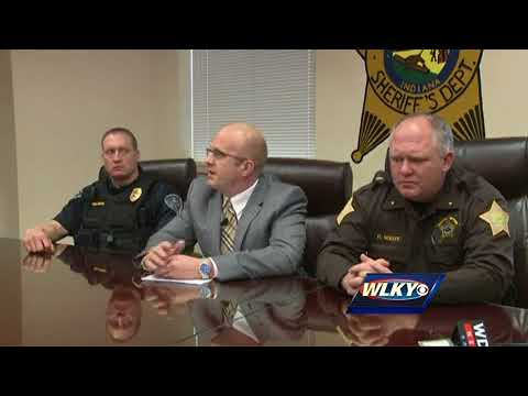 WATCH: Harrison County prosecutor, superintendent address Co
