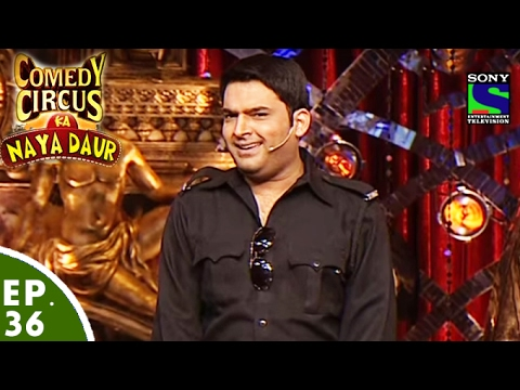 Comedy Circus Ka Naya Daur — Ep 36 — Kapil Sharma As Watchman