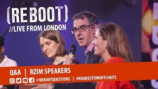 REBOOT London Q&A
