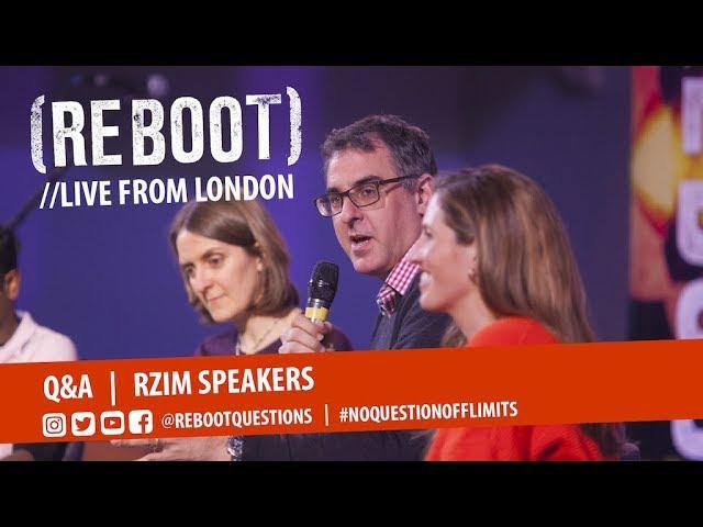 REBOOT London Q&A