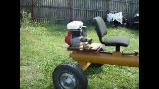 My homemade miniexcavator  2