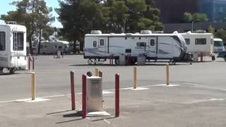 RV Parking in Las Vegas