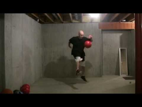 Moving Around - Footwork, Jumping, Spinning, Karaoke - Concept Combo 6 - Snake Freestyle Basketball
