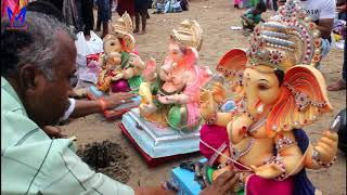 Ganpati Visarjan 2017 at Juhu Beach | Ganesh Chaturthi | Mumbai Attractions