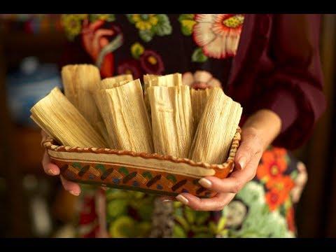 Sweet Mango Dessert Tamales | Muy Bueno
