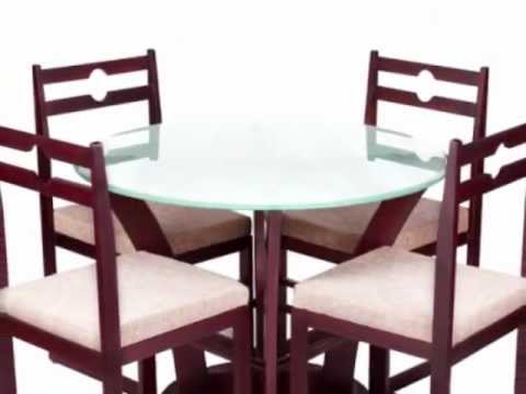 Exceptionnel Buy Round Tables Online India   Timbor.in   Benedetto Dining Table