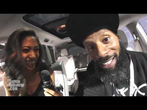 Opera Singer Chelsea Watts Spits A Freestyle In A 2017 Chrysler Pacifica