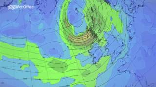 Latest information on Storm Abigail