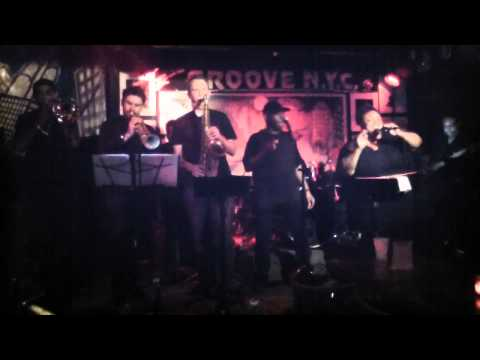 Kazz Music Orchestra - Live at Groove - Hudson Valley Wedding Band