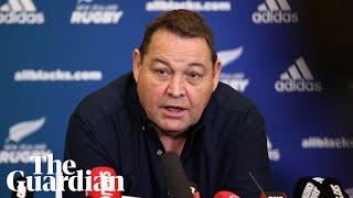'It's right for the team': Steve Hansen steps down as All Blacks coach