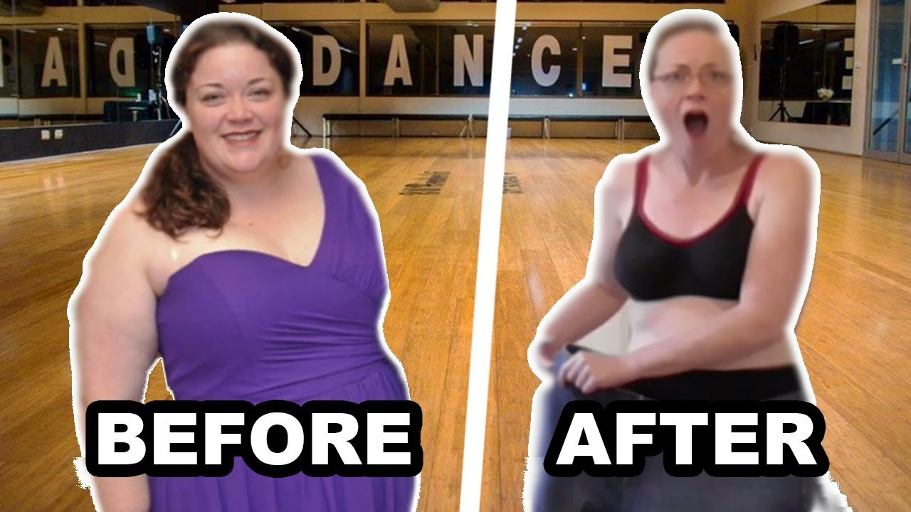 Losing 65kg Weight Through Dancing Youtube