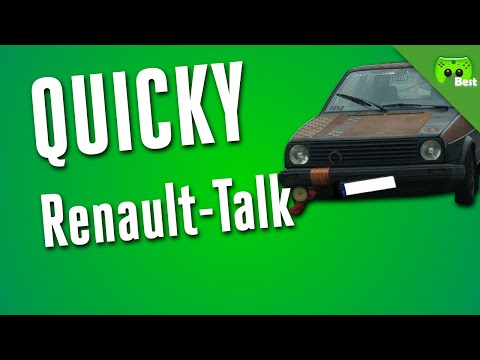 QUICKY # 72 - Renault-Talk «» Best of PietSmiet | HD