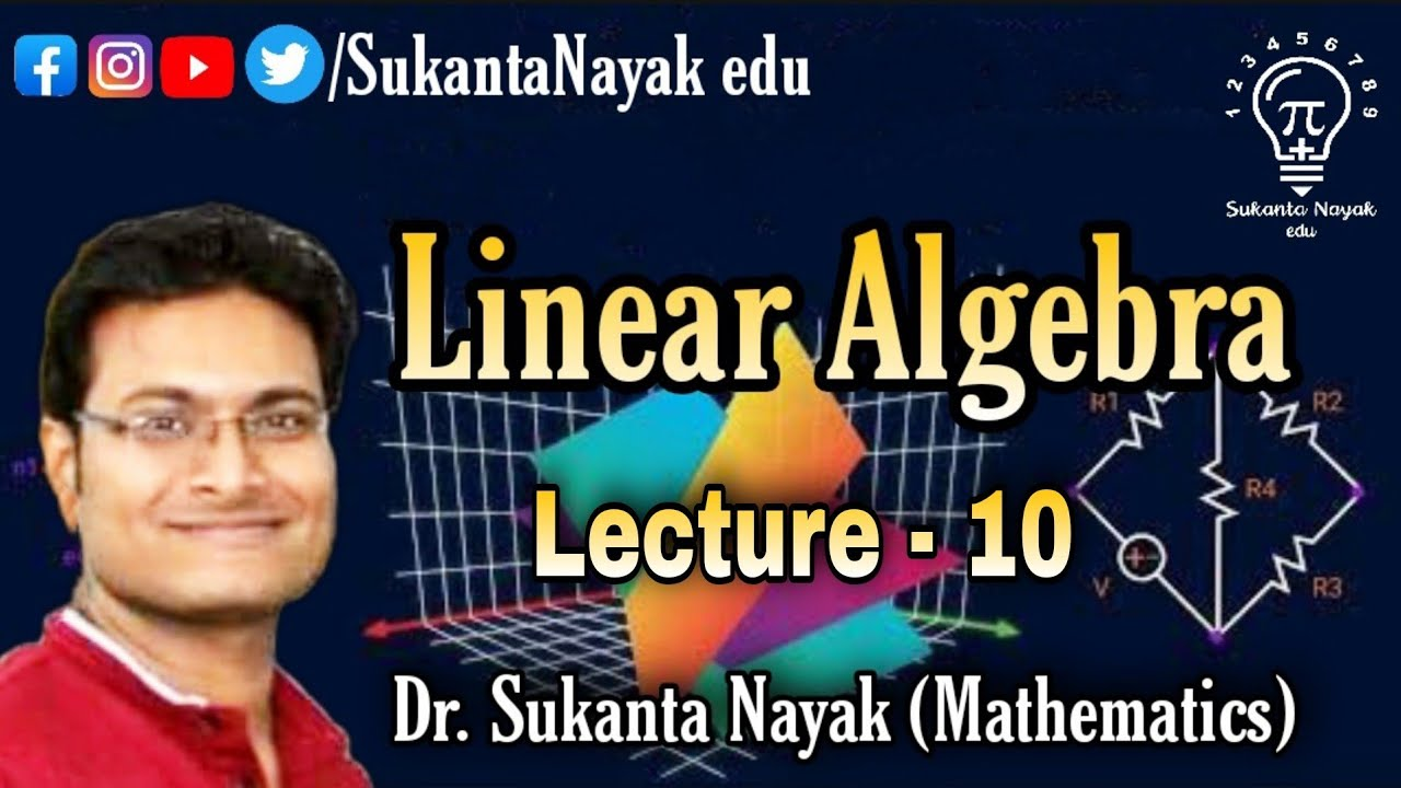Download Lecture 10 Kernel and Image of Linear Transformation