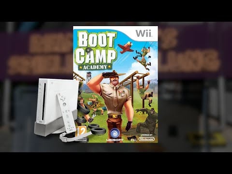 Gameplay : Boot Camp Academy [WII]