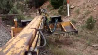 Railroading; Brushcutter Part II