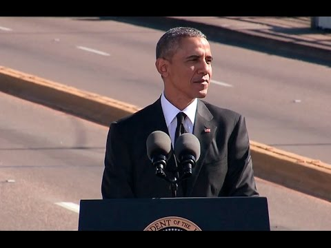 President Obama Delivers Remarks on the 50th Anniversary of the Selma Marches