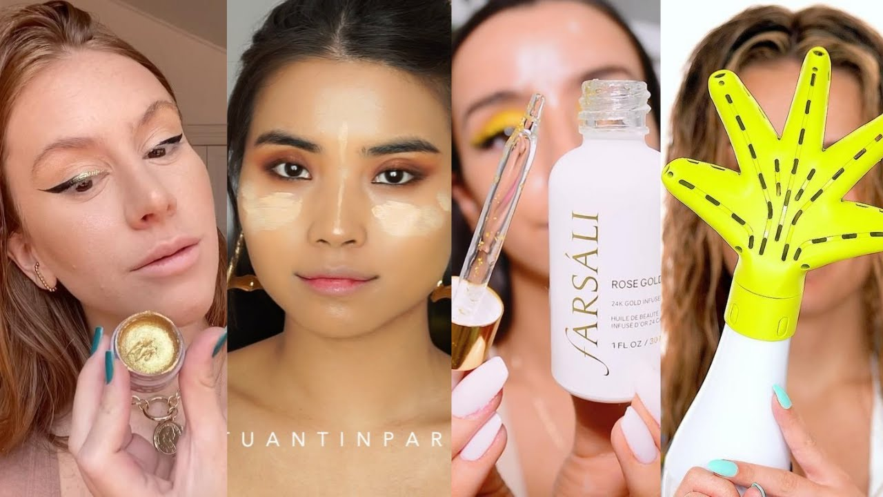 New Makeup and Hair Tutorials Transformation