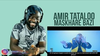 FIRST TIME LISTENING TO Amir Tataloo - Maskhare Bazi OFFICIAL VIDEO | امیر تتلو - مسخره بازی