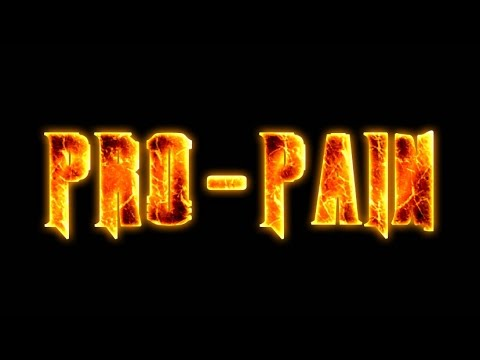 PRO-PAIN - Every Good Boy Does Fine (Lyrics)