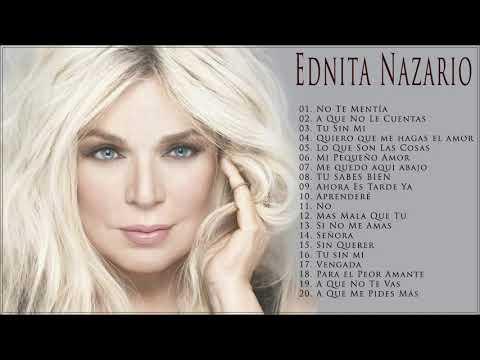 E.D.N.I.T.A NAZARIO Sus Grandes Exitos || Las Mejores Canciones Románticas De E.D.N.I.T.A NAZARIO