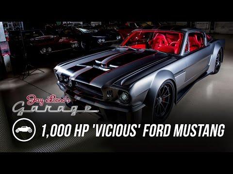 1,000 HP 'Vicious' 1965 Ford Mustang - Jay Leno's Garage