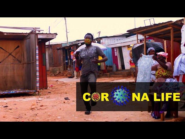 Corona Life - Episode 16 - Escape from Quarantine | TV/WEB SERIES GHANA