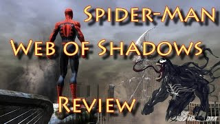 Spider-Man Web of Shadows Review Xbox 360 (re-upload from 2009)