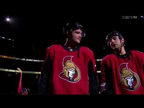 Ottawa Senators 2017/18 Player Introductions