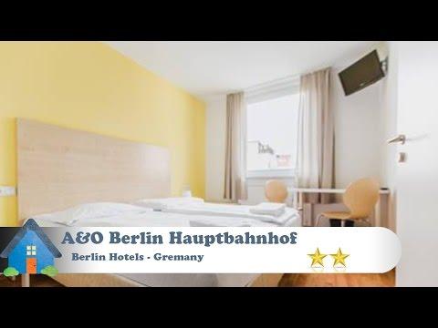 A&O Berlin Hauptbahnhof - Berlin Hotels, Germany