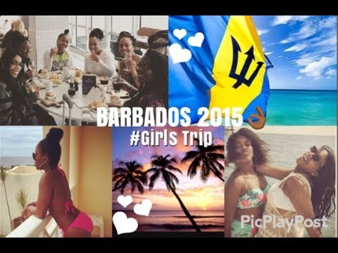BEST HOLIDAY EVER! BARBADOS - GIRLS TRIP STORY TIME