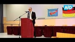 """Gründung """"Juden in der AfD"""": Grußwort Michael Klonovsky"""