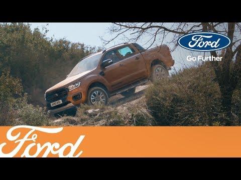 Il nuovo Ford Ranger: una capacità di traino di 3.500 kg   Ford Italia