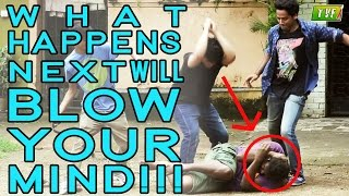 Anti Social Experiment Qtiyapa | What happens next will Blow your Mind!!
