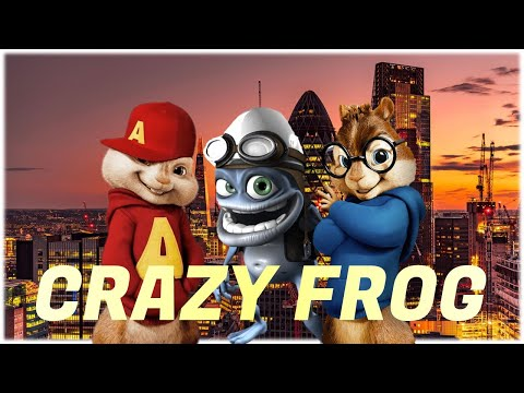Crazy Frog - Axel F | Alvin And The Chipmunks  [Episode 3]