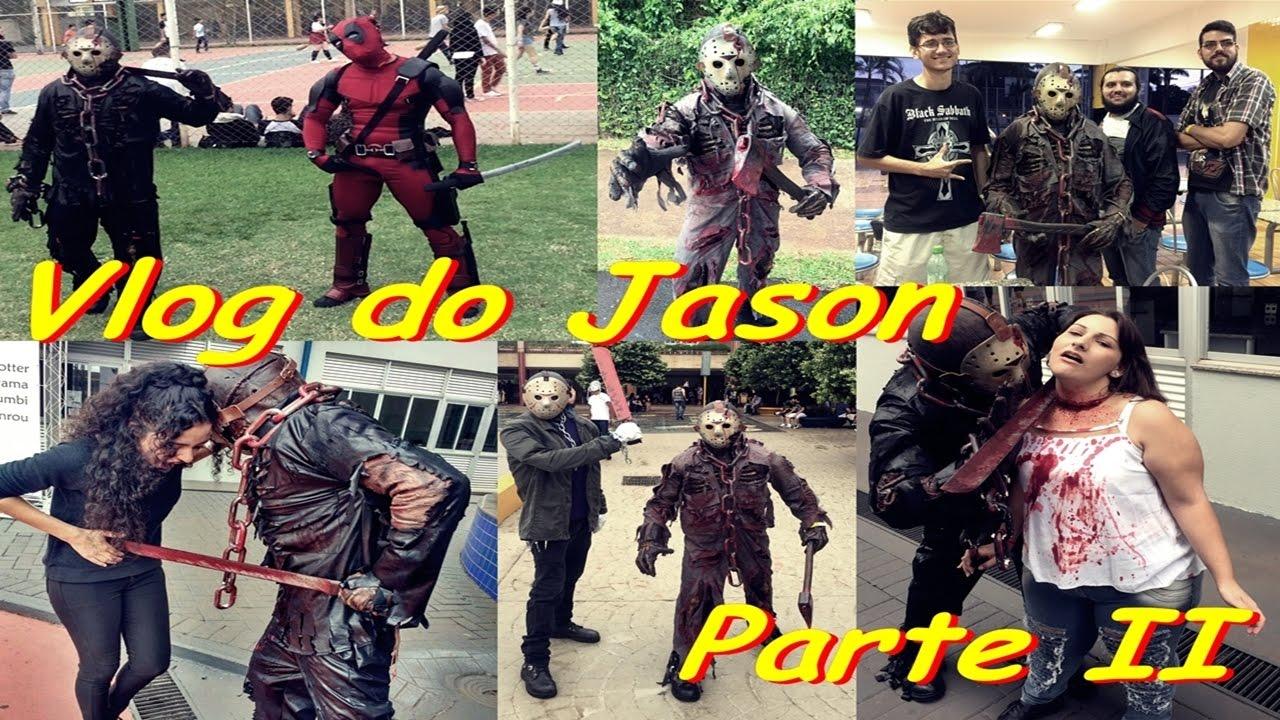 Jason na animeingá 2016 parte 2