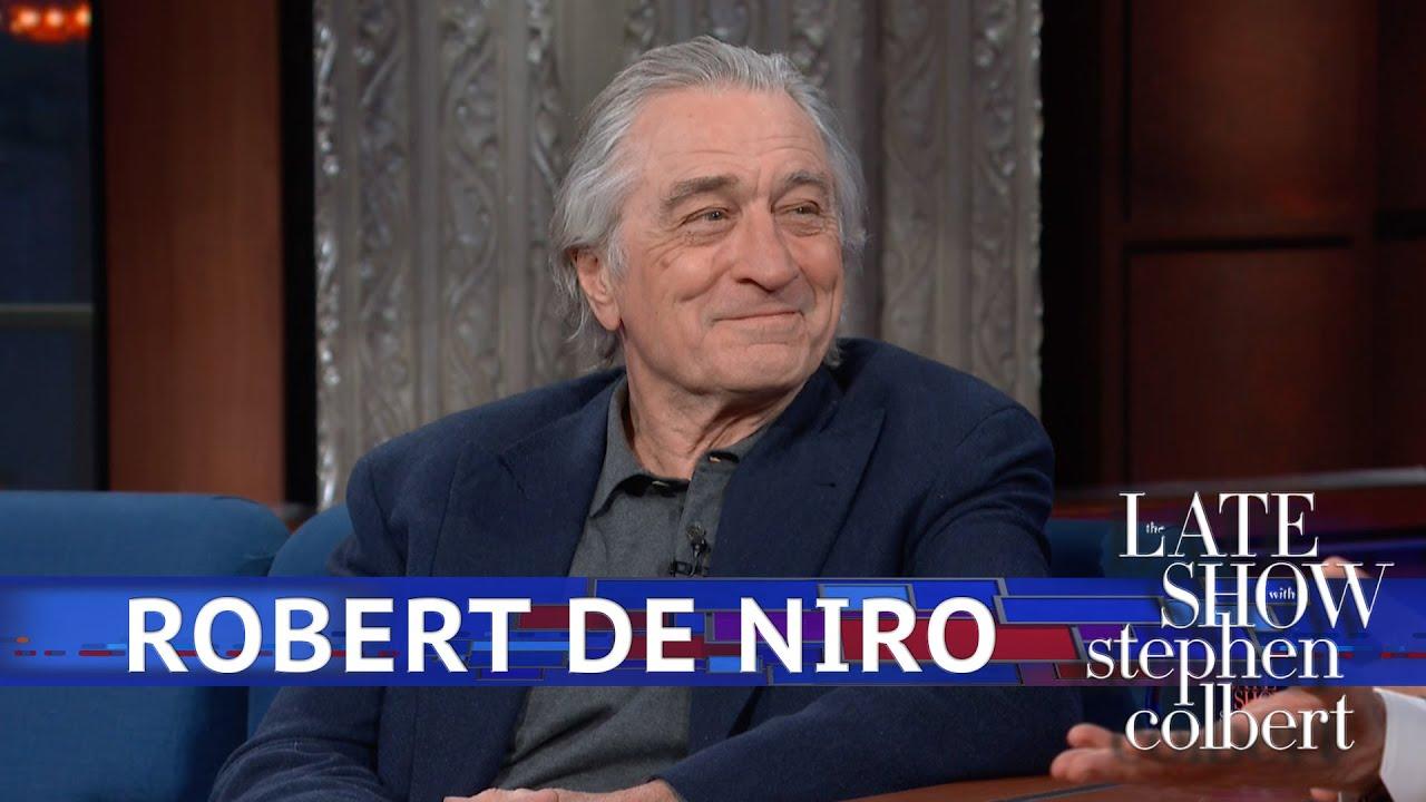 Robert De Niro On Trump: Even Gangsters Have Morals - YouTube