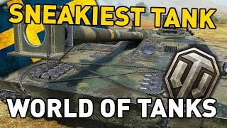 World of Tanks || The Sneakiest Tank
