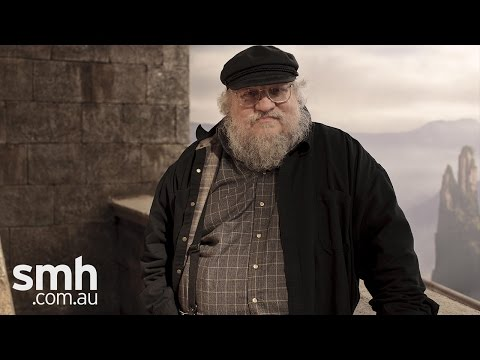 George R.R. Martin: 'It's going to be very hard to say goodbye'