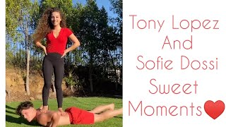 Tony Lopez and Sofie Dossi moments   Just Fun