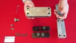 видео Пантера 25KTV Двухконтурные котлы с пластинчатым теплообменником 25 кВт / турбо / отопление и ГВС