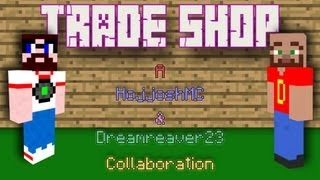 Trade Shop (a Minecraft Parody of Thrift Shop)