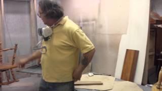 Refinishing Ethan Allen furniture TIMELESS ARTS REFINISHING