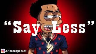 "Nba Youngboy X Quando Rondo Type Beat "" Say Less"" Prod By Altessdopebeat"