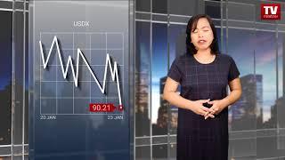 InstaForex tv news: Para trader mendorong greenback ke samping  (24.01.2018)