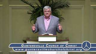 Guntersville Church of Christ April 19, 2020