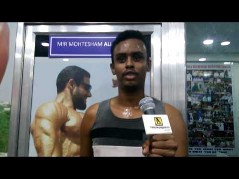MR. World Mohtesham Fitness Club in Masab Tank, Hyderabad | Yellowpages.in